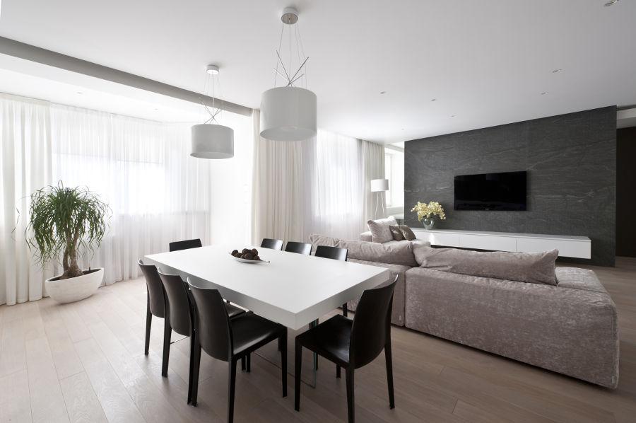 Ремонт трехкомнатной квартиры в Екатеринбурге