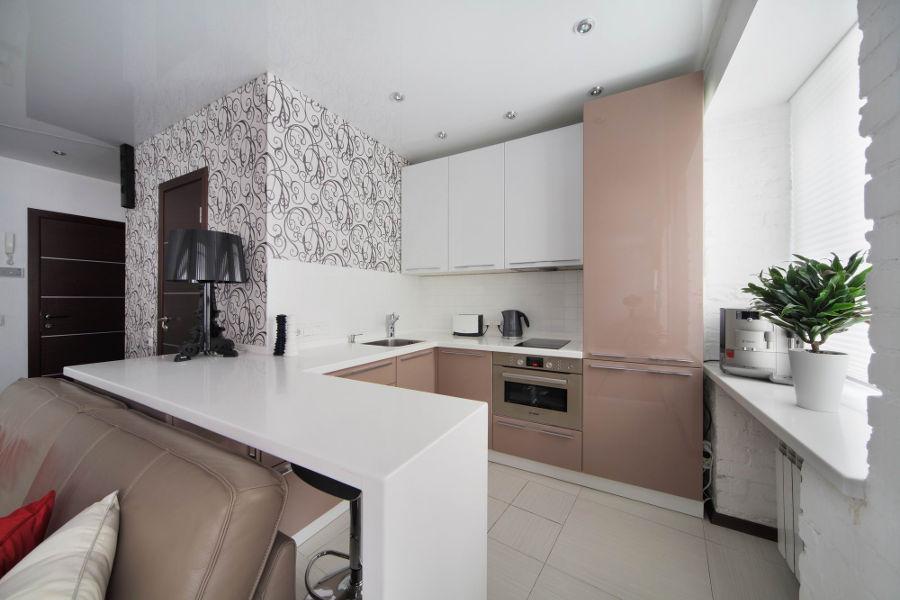 Ремонт однокомнатной квартиры в Екатеринбурге