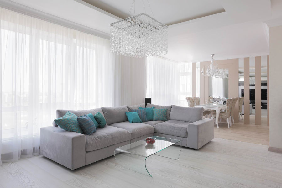 Элитный ремонт квартир в Екатеринбурге
