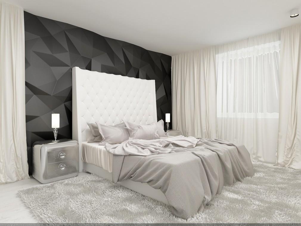 дизайн проект жилой комнаты