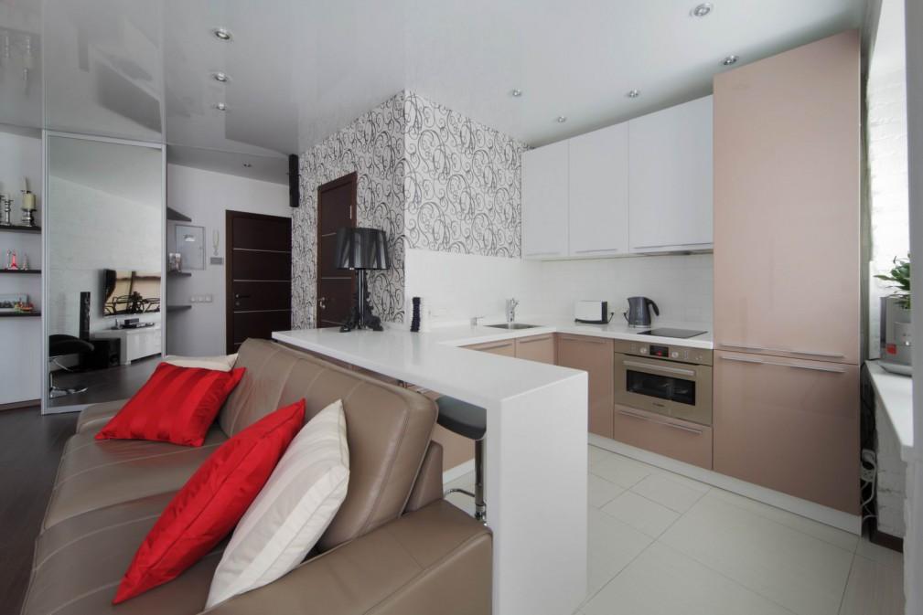 готовый дизайн проект кухни